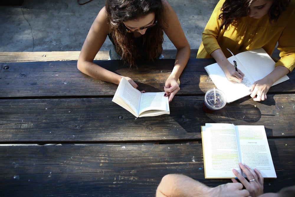 unsplash high school students studying outdoors.jpg