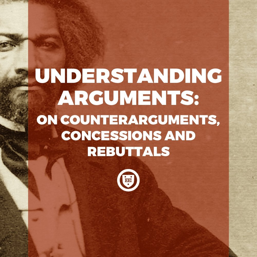Understanding Arguments: On Counterarguments, Concessions and Rebuttals