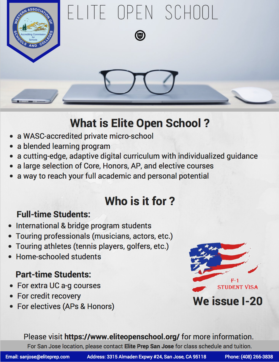 Elite Open School