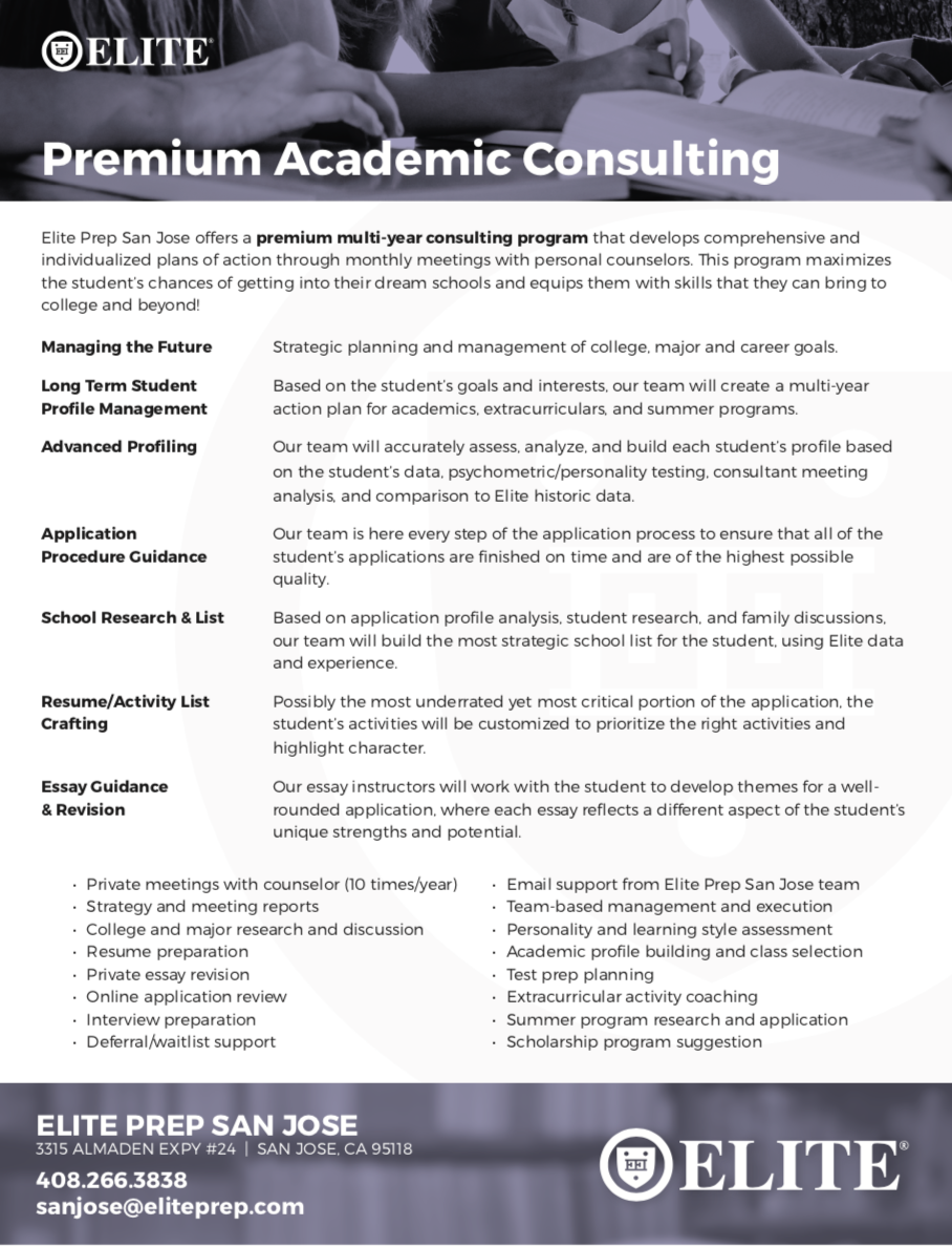 Premium Academic Consulting