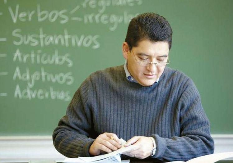 친근하게 인사하고 수업을 준비하는 태도는 교사와 친분을 쌓을 수 있는 비결이다. [중앙포토]