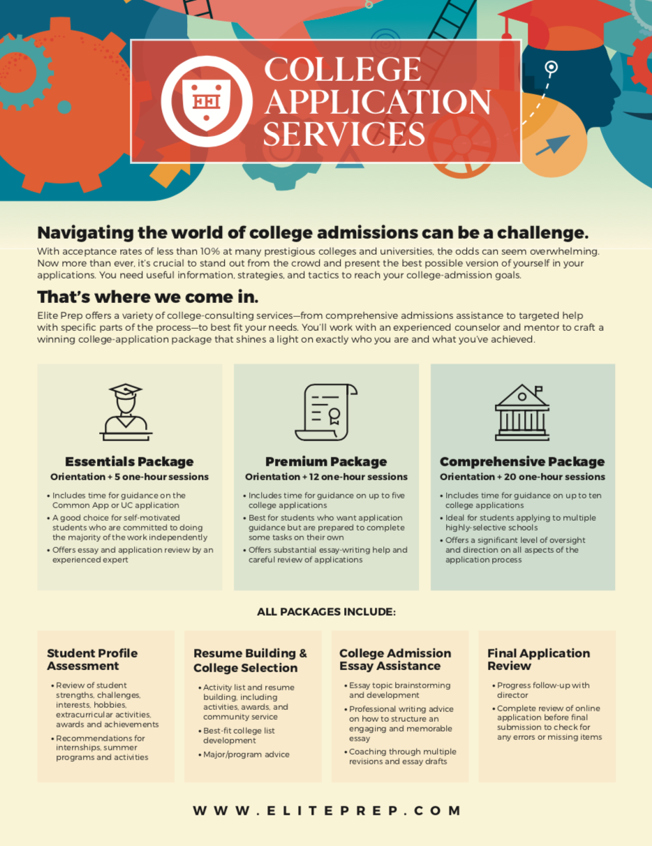 College Application Services