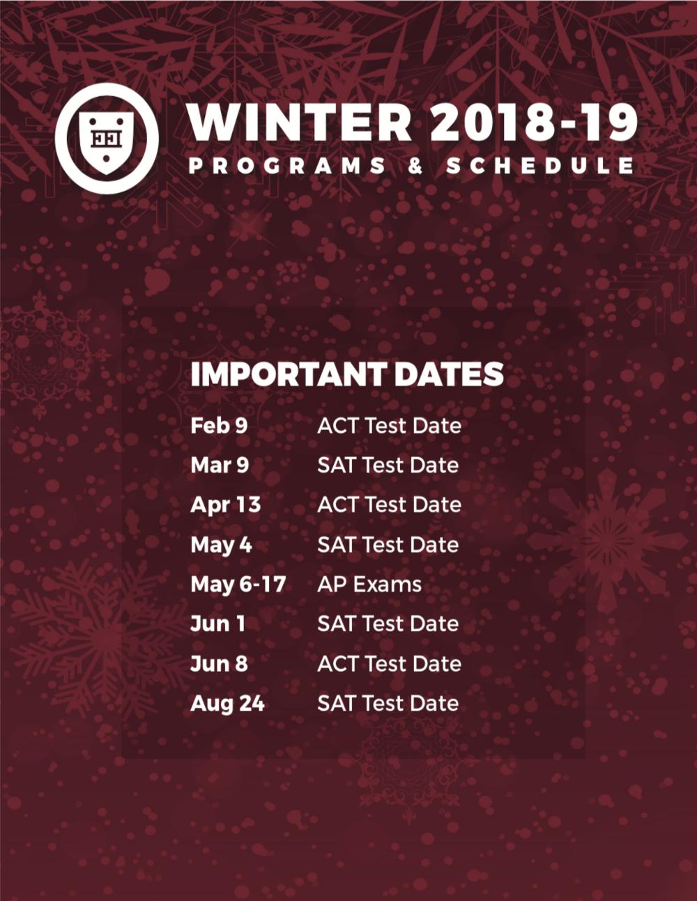 Winter 2018-19