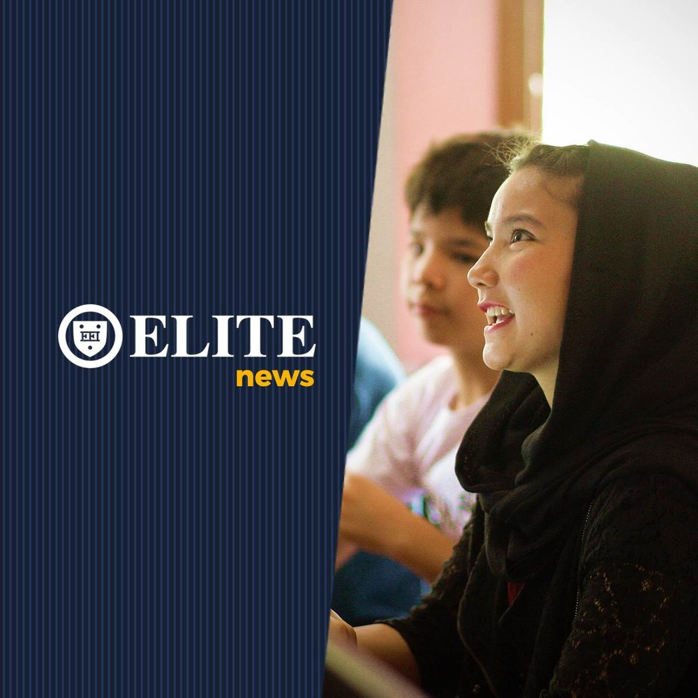Elite Refugee Education Project in Bogor, Indonesia Completes First Semester Successfully