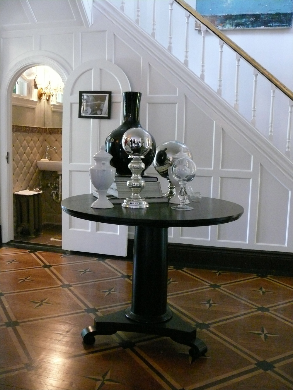 Center Hall Table