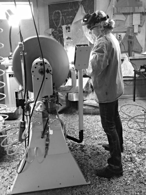 Rosanna Coyne, Professional Woodworker & Artist