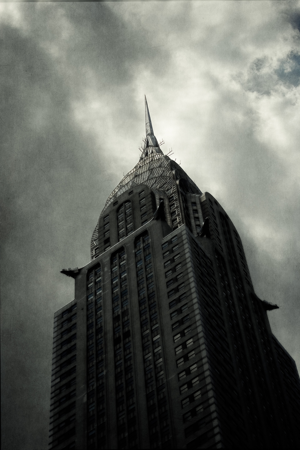 Chrysler in the Clouds