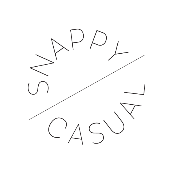 SNAPPY CASUAL