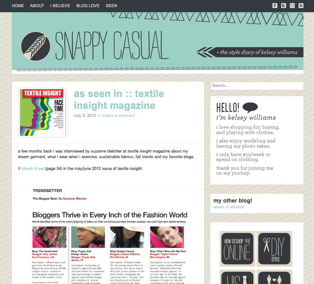snappycasualblog