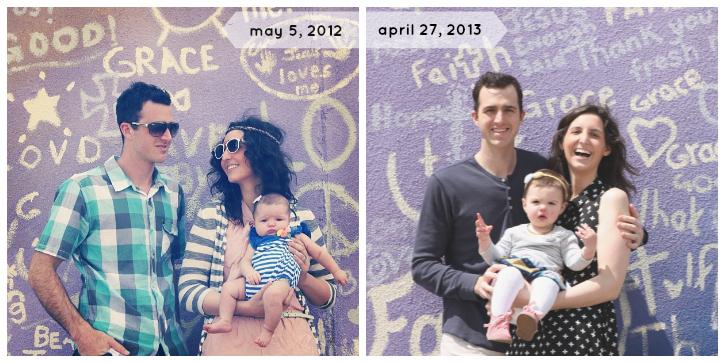 time capsule family photo threewall2