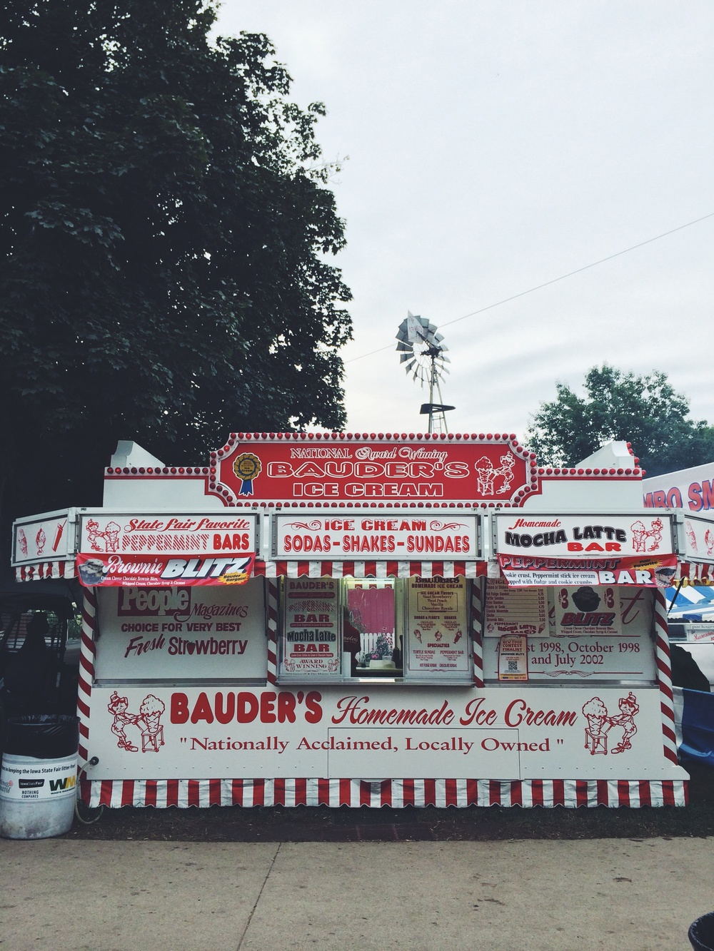 Bauder's is another favorite. I'm sure everything is good but I've only had the peppermint bar ($5)!