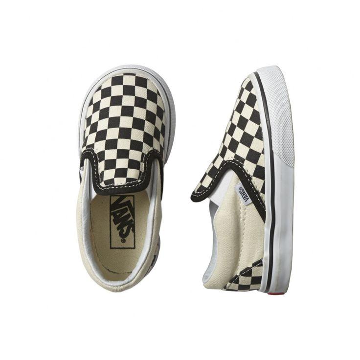 Vans checkerboard slip-ons  - $30.00