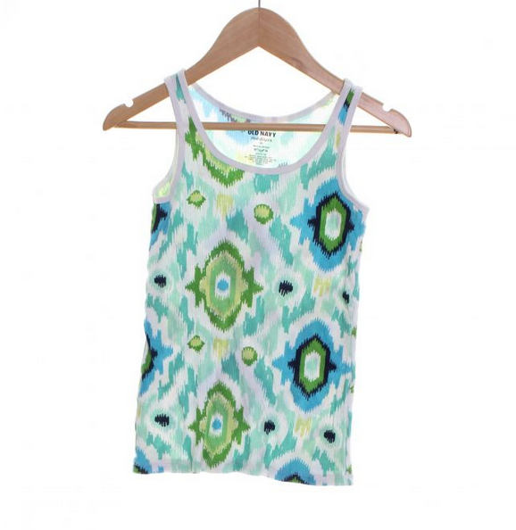 Old Navy tank // size M // $2.99