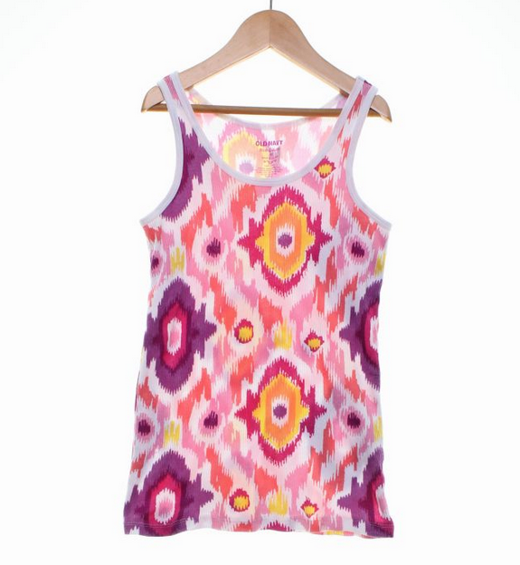 Old Navy tank // size 8 // $2.80