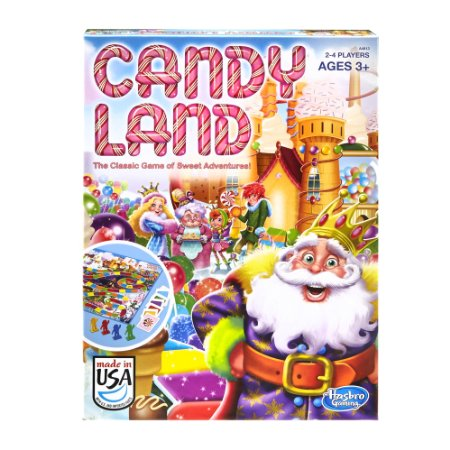 Candy Land game  ($5.45)