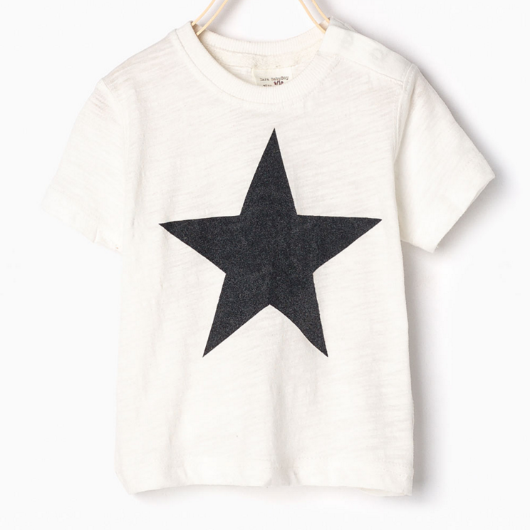 Zara star T-shirt $9.90