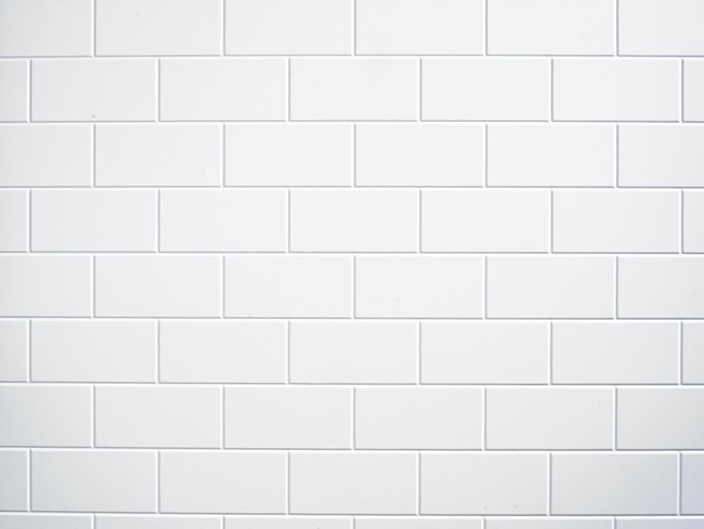 Subway tile(walls)