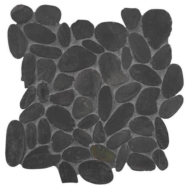 Pebble tile(shower floor)