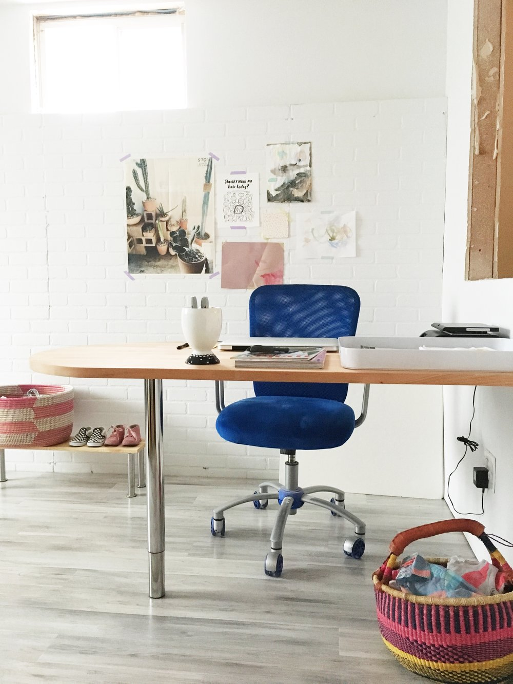 our home office! — SNAPPY CASUAL