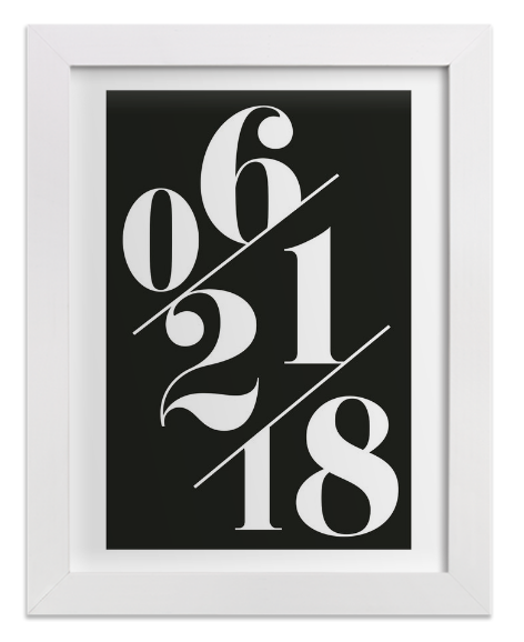 Serif Date Memento