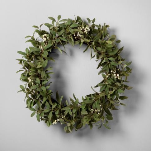 Wreath $35 //   buy here