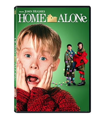 Home Alone DVD $8 //   buy here
