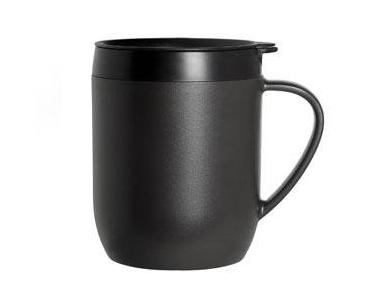 Travel French press coffee mug $10 //   buy here