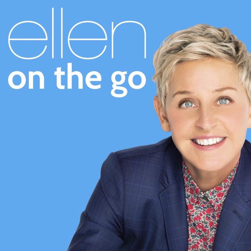Ellen on the Go   — I'm a huge fan of Ellen but can't always catch her talk show. This is the next best thing!