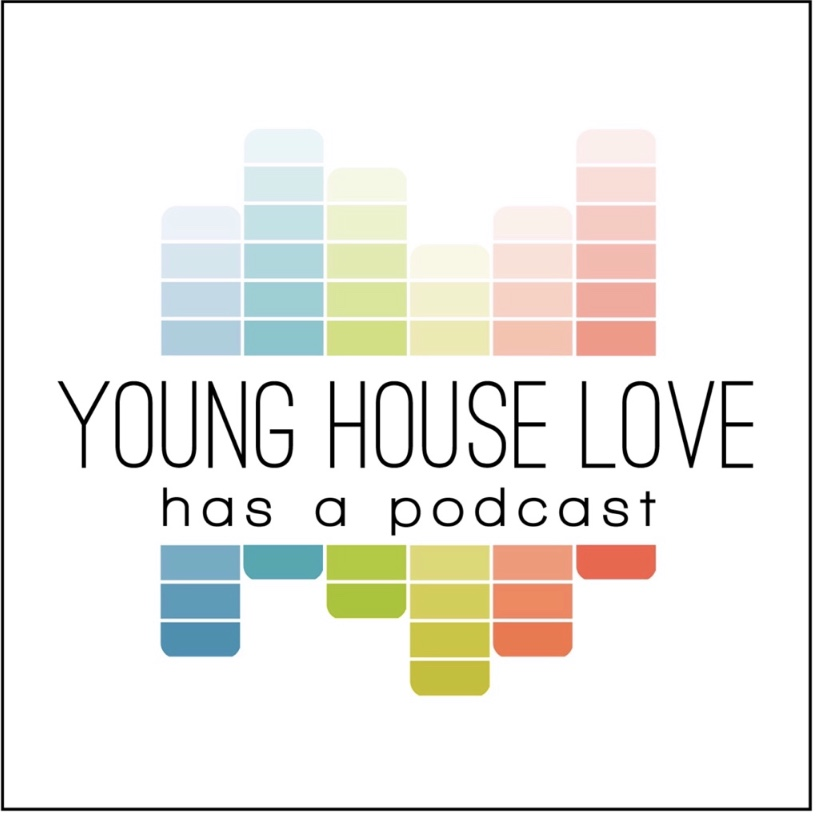 Young House Love     — deep and not-so-deep conversations about DIY, design and life at home. I get excited every Monday when the new episode drops.