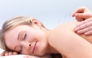 ACUPUNCTURE     Learn More     →