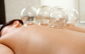 CUPPING/GUA SHA     Learn More →