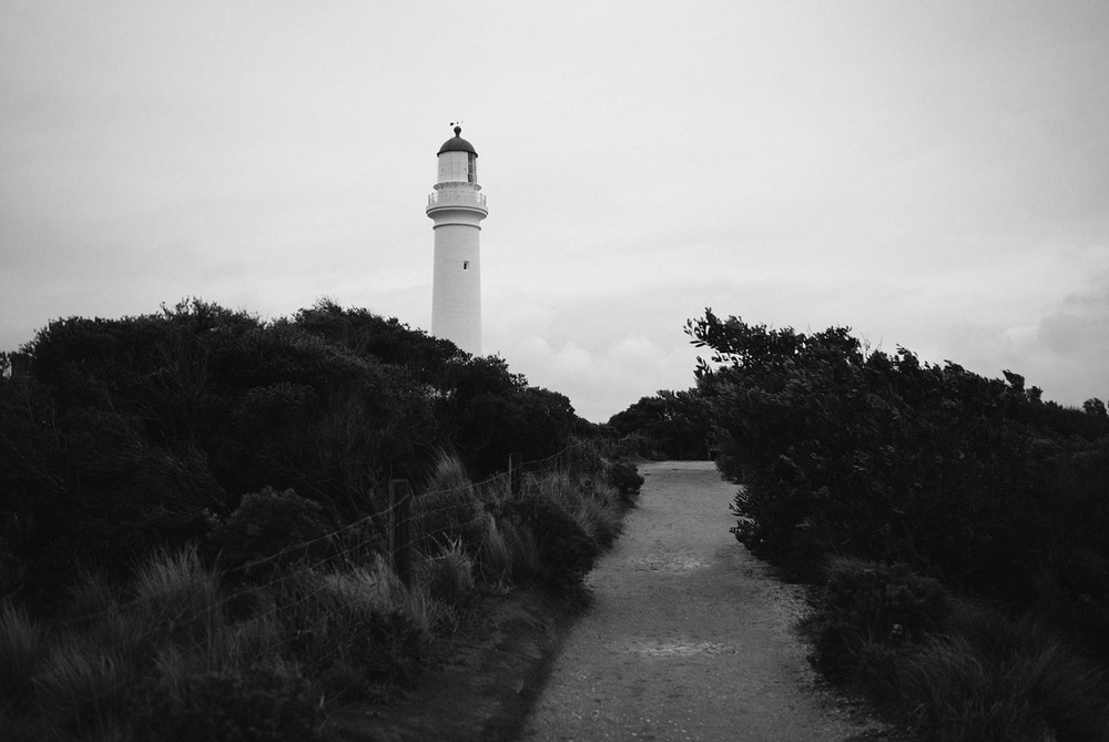 Split Point Light House