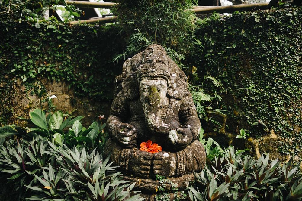 Ganesha, Hindu God of Beginnings