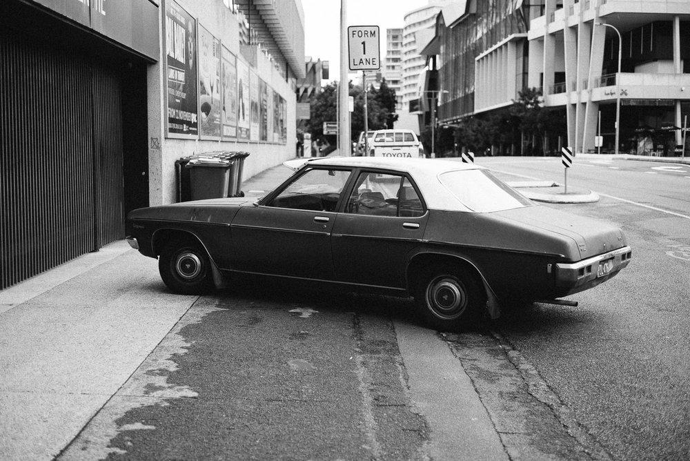 Classic Holden.
