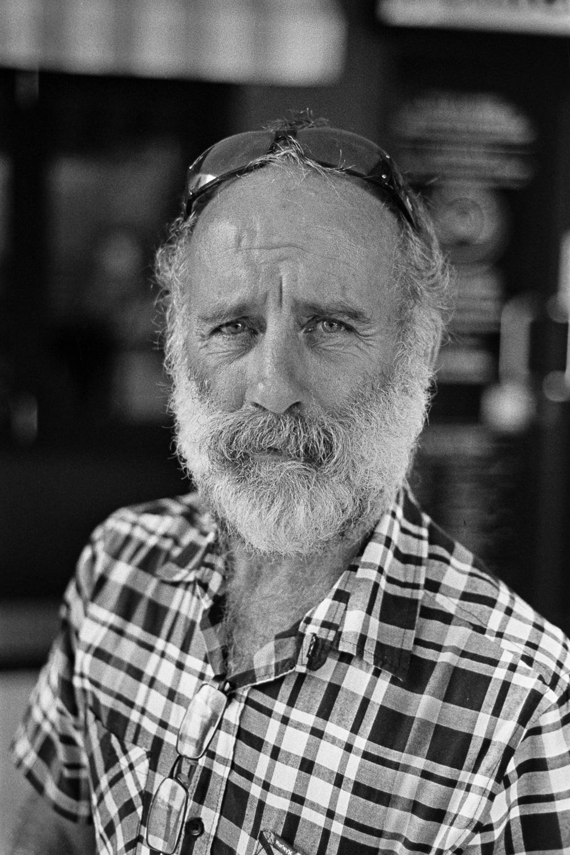 ROLL106AA018-Nick-Bedford,-Photographer-Black and White, Currumbin RSL, Film, Film Scanning, Granddad's 90th, Kodak Tri-X 400, Nikkor 50mm F1.8 AI-s, Nikon FA, Pakon F135+, Portrait, Rodinal, Summer.jpg