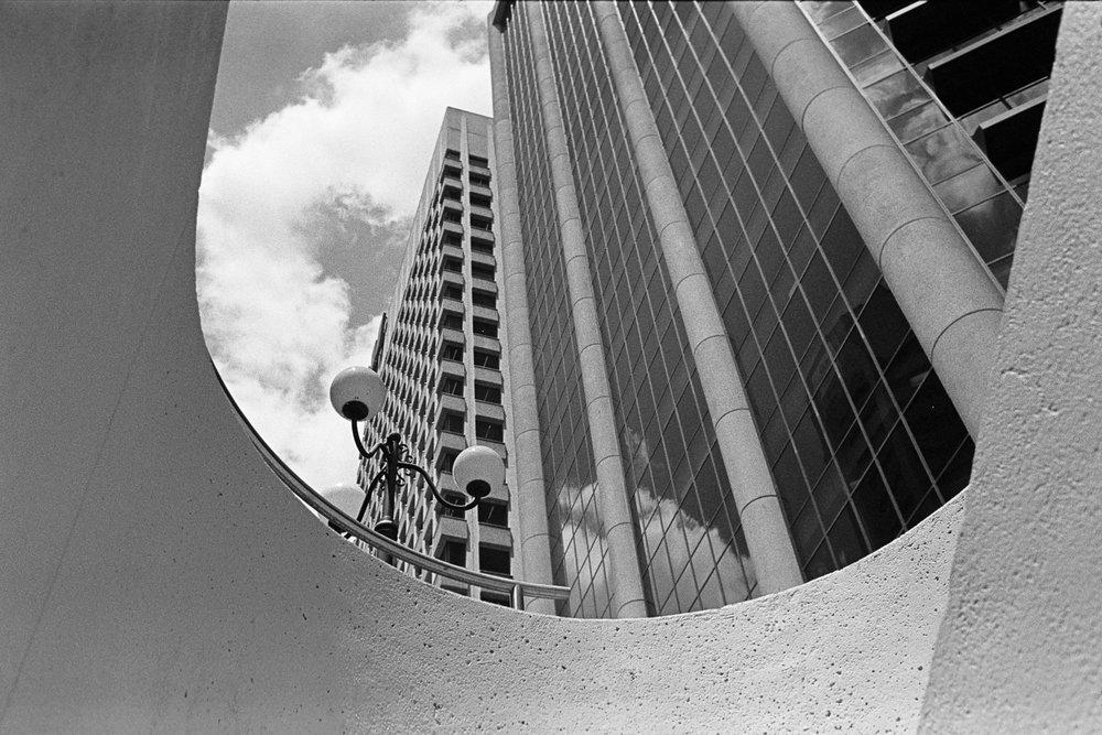 AA011-Nick-Bedford,-Photographer-Black and White, Brisbane, Film, Film Scanning, Kodak Tri-X 400, Nikkor 35mm F2 AI-s, Nikon FA, Pakon F135+, Rodinal, Street Photography, Summer.jpg