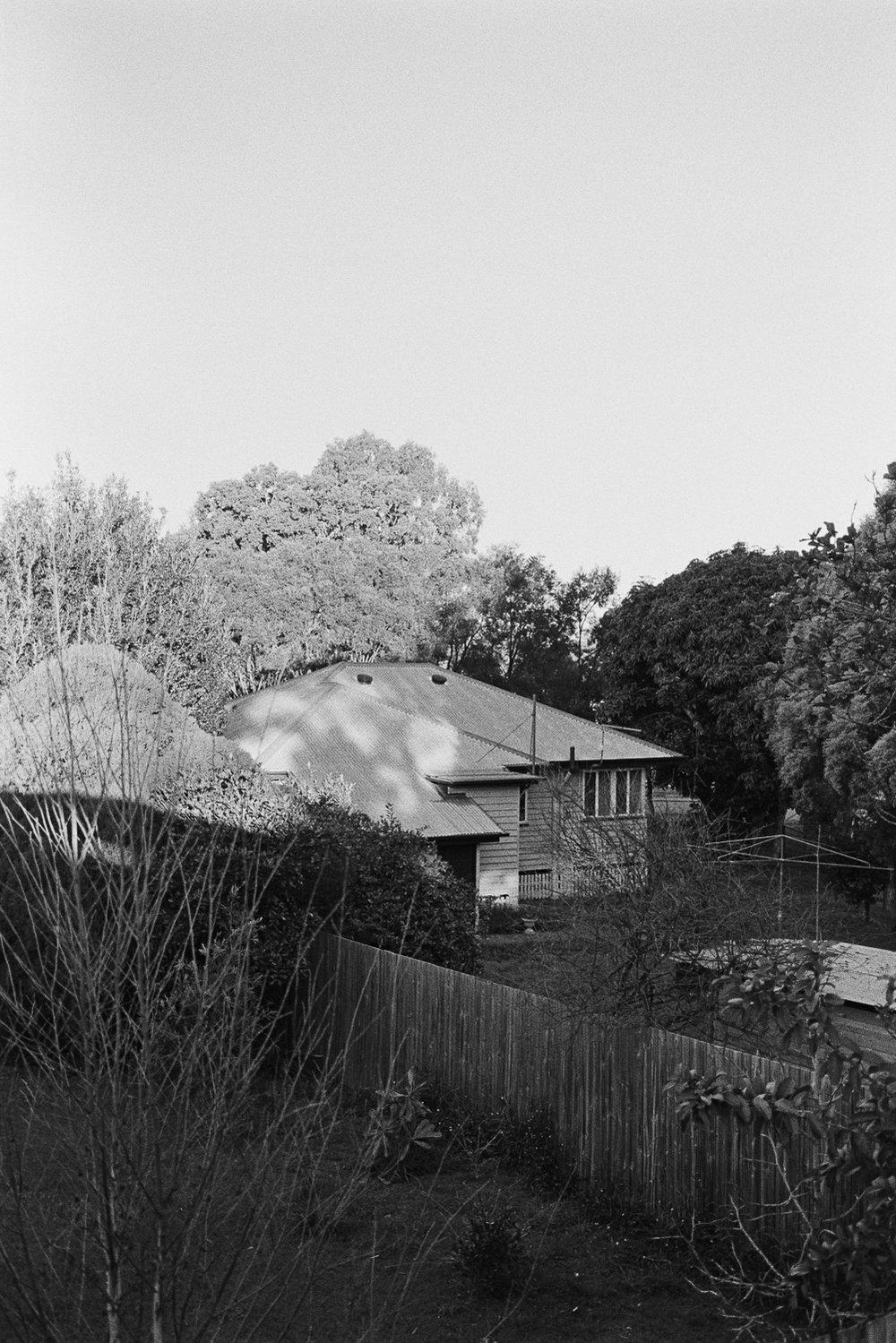 Murarrie backyards.