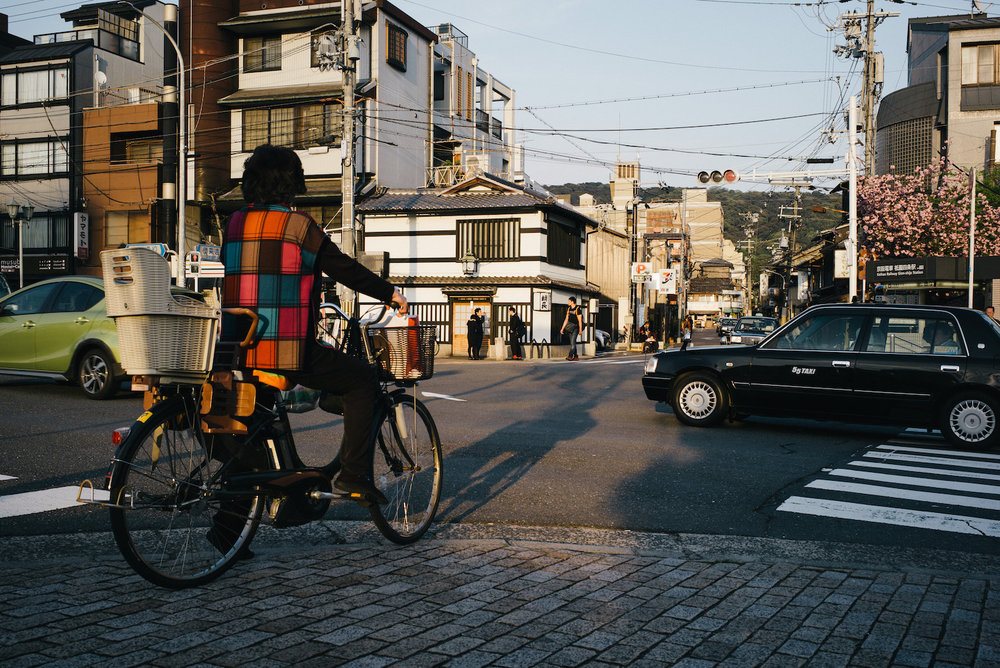 Everyone rides, walks or is otherwise healthy and slim. We need to learn from the Japanese.