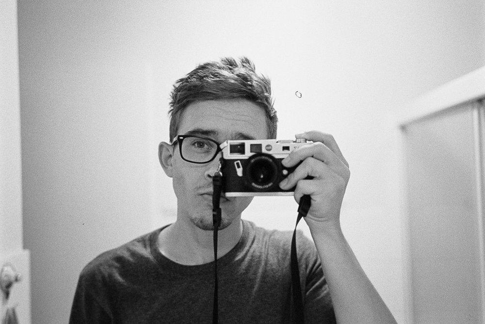 Leica selfie #33,548