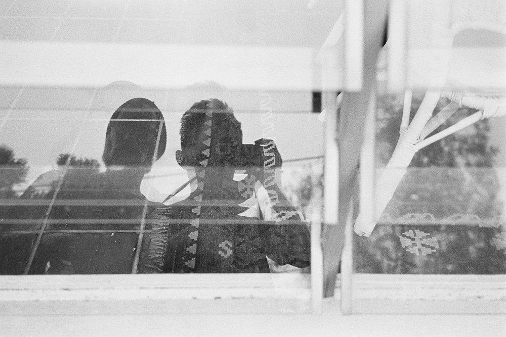 Leica selfie #33,550
