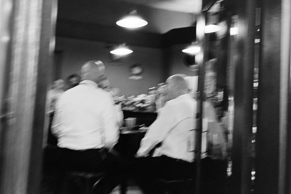 Failed photo turned photo I like (probably because of Tri-X).