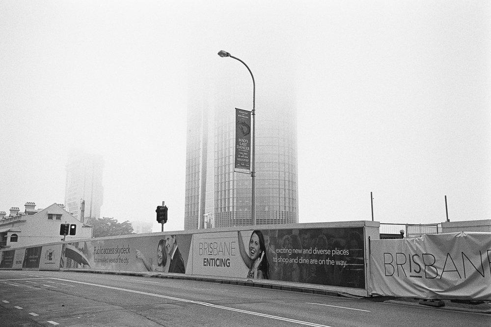 Fog is always great.