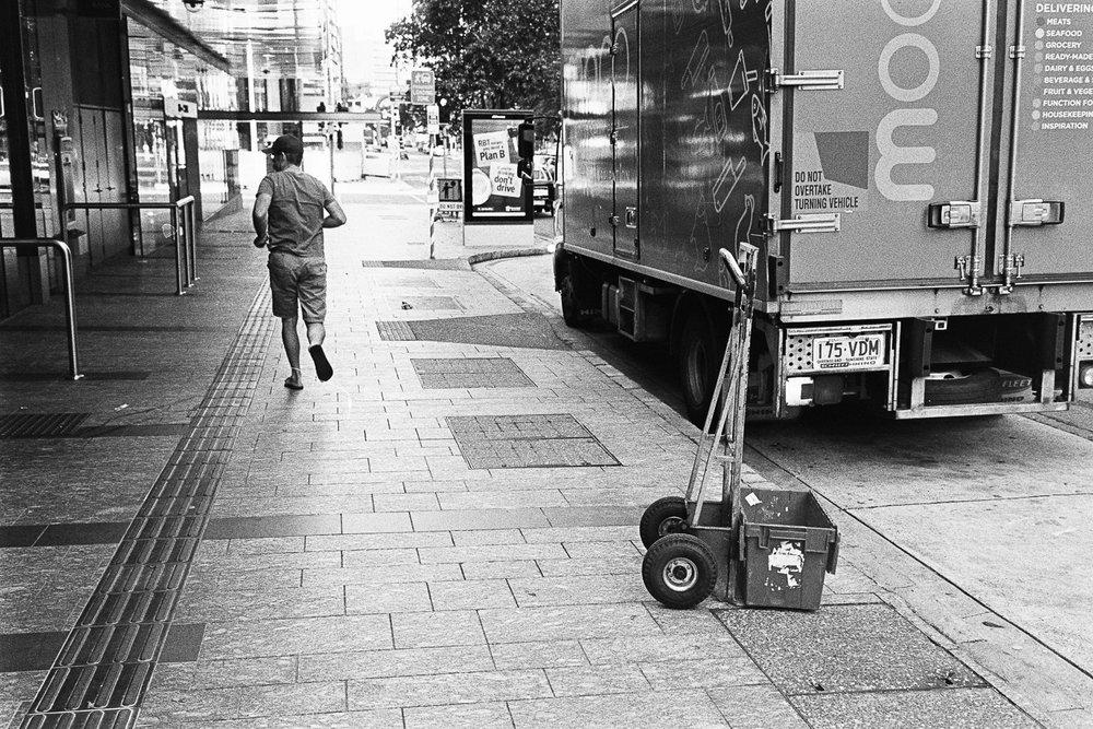 Trolleys run the world.