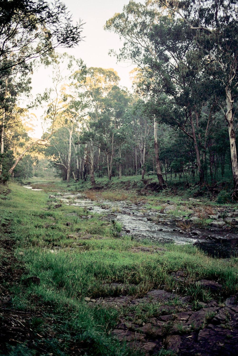 Australian country.