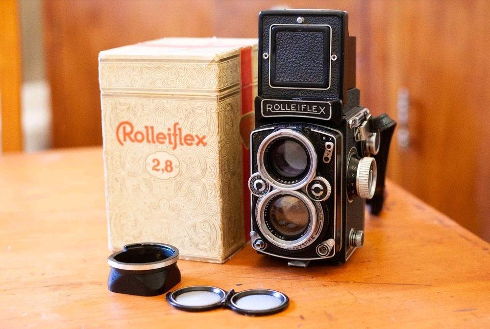 20180521_151407 Rollieflex 2.8D, 6x6, Twin Lens Reflex, Camera, TLR, Film, 120 Medium Format.jpg