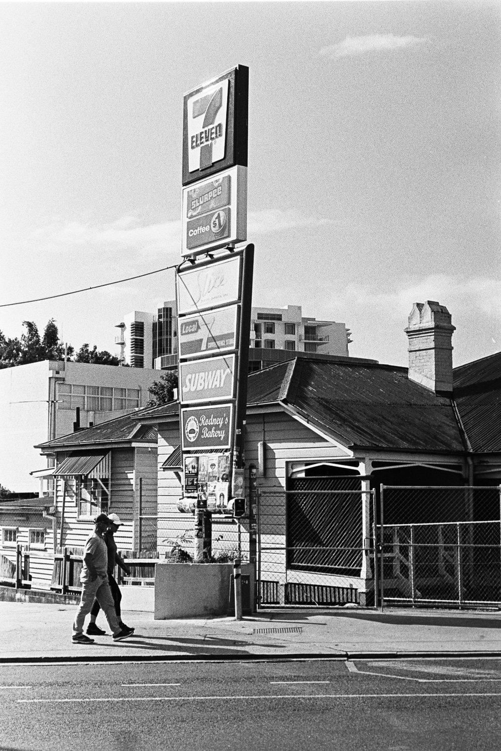 Rodney's Bakery.