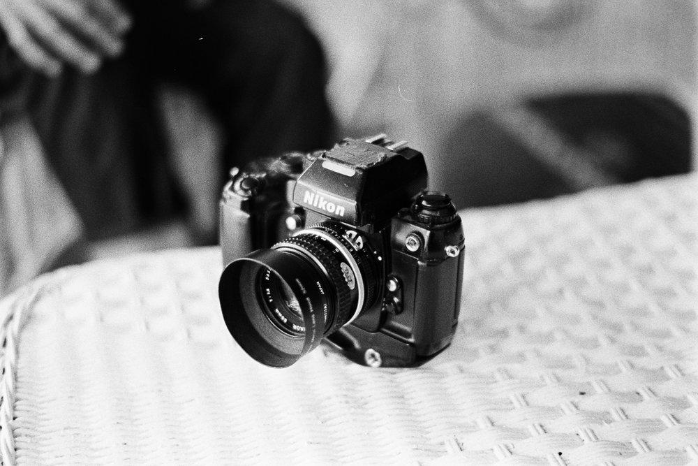 Beast camera.
