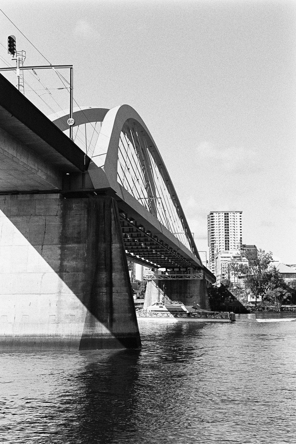 That train bridge…