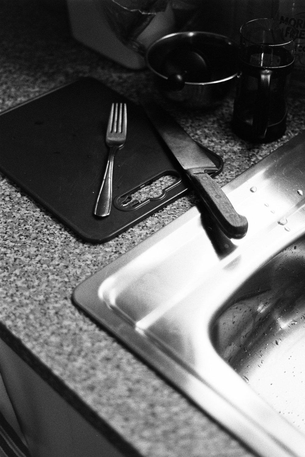 Dinner vignettes.