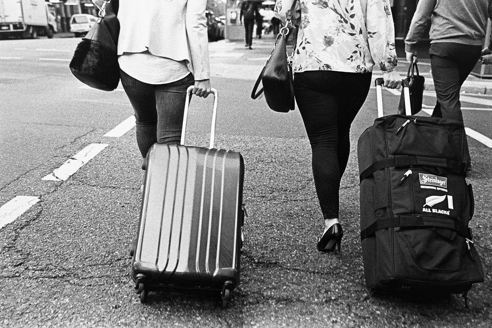 Travellin'?